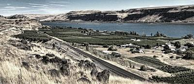Columbia River Original by Tim Perry