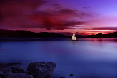 Photograph - Come Sail Away by John Poon