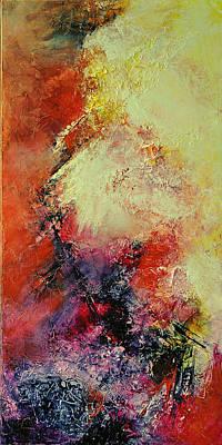 Comete Art Print by Francoise Dugourd-Caput