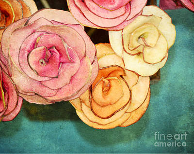Photograph - Coming Up Roses by Traci Cottingham