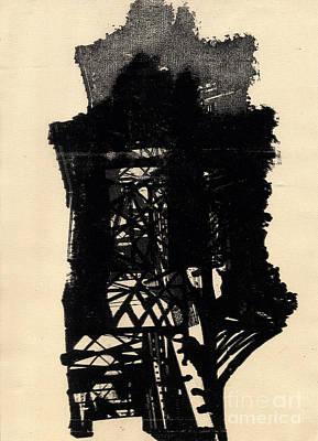Comp6 Art Print