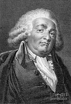 Comte De Mirabeau Art Print by Granger