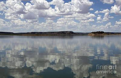 Photograph - Conchas Lake Sunday Morning by Shawn Naranjo