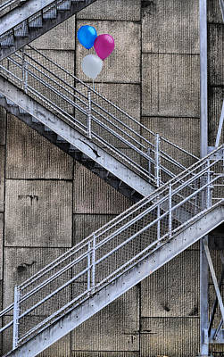 Photograph - Concrete Celebration by Emily Stauring