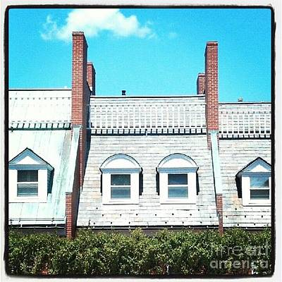Condos In Portsmouth New Hampshire Art Print