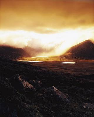 Conor Photograph - Conor Pass, Dingle Peninsula, Co Kerry by The Irish Image Collection