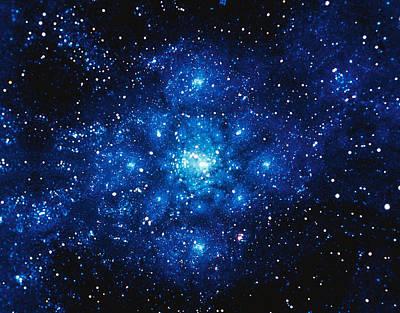 Constellation Digital Art - Constellation (digitally Generated Image) by Stocktrek