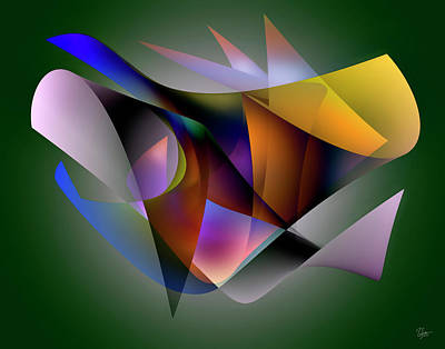 Digital Art - Soulscape 15 by Endre Balogh