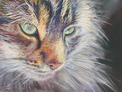 Contemplation Art Print by Sue Linton