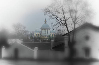Photograph - Convent by Michael Goyberg