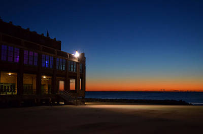 Convention Hall  Asbury Park Art Print