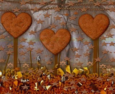 Cookie Trees Art Print