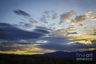 Photograph - Cool Colorado Night by David Waldrop