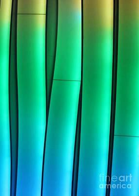 Photograph - Cool Waves Of Light by Sabrina L Ryan