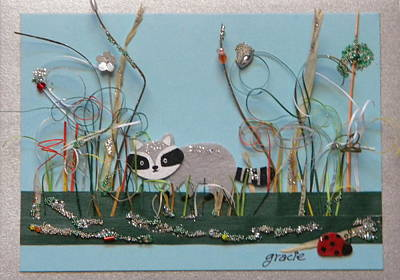 Gracie Mixed Media - Coon Marsh by Gracies Creations