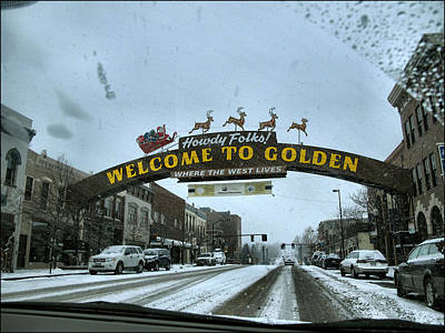 Photograph - Coors 96 Golden Co by Glenn Bautista