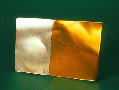 Copper Foil Photograph - Copper by Andrew Lambert Photography