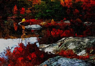 Painting - Coppers Cove by Lynda K Cole-Smith