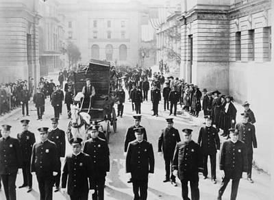 Cops, 1922 Print by Granger