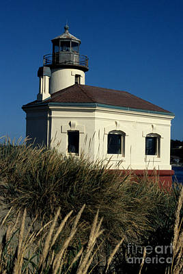 Art Print featuring the photograph Coquille Light by Sharon Elliott