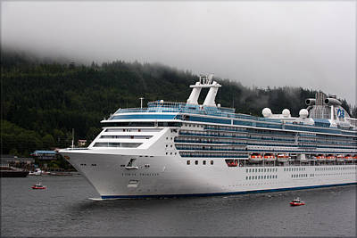 Photograph - Coral Princess 3 by Gary Rose