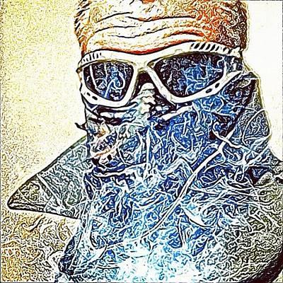 Scifi Wall Art - Photograph - Coretouched ~ Corron Xtrillion by Glen Campbell