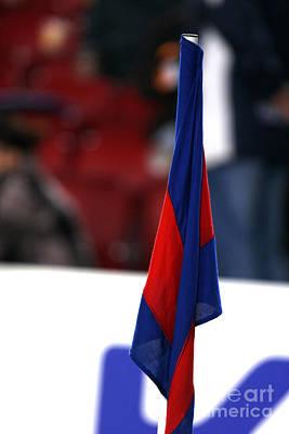 Photograph - Corner Flag Of Camp Nou by Agusti Pardo Rossello