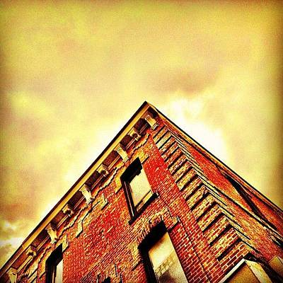 Cloud Wall Art - Photograph - Corner Office by Christopher Campbell