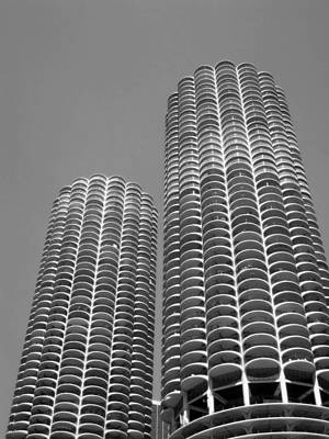 Photograph - Cornitecture by Nancy Ingersoll