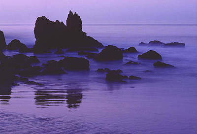 Photograph - Corona Del Mar 5 by Mark Greenberg