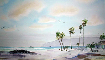 Painting - Coronado Afternoon by John Mabry