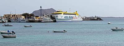 Corralejo Photograph - Corralejo Fuerteventura by Tony Murtagh