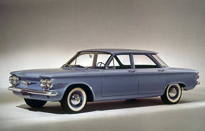 Photograph - Corvair, 1960 by Granger