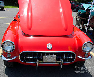 Photograph - Corvette by Mark Dodd