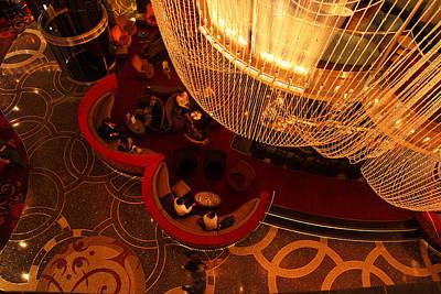 Cosmopolitan Las Vegas Art Print