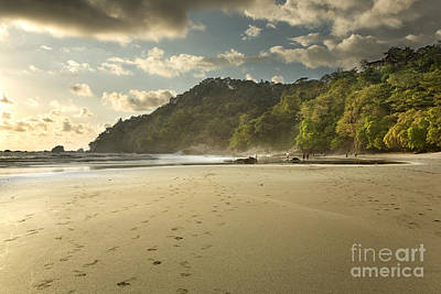 Landscape Photograph - Manuel Antonio In Late Afternoon, Costa Rica by Matt Tilghman
