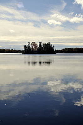 Photograph - Cottage Country Island by Douglas Pike