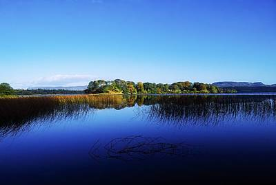 Cottage Island, Lough Gill, Co Sligo Art Print by The Irish Image Collection