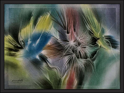 Pastel - Cottonseeda 2010  by Glenn Bautista