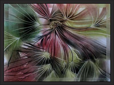 Pastel - Cottonseedb 2010  by Glenn Bautista