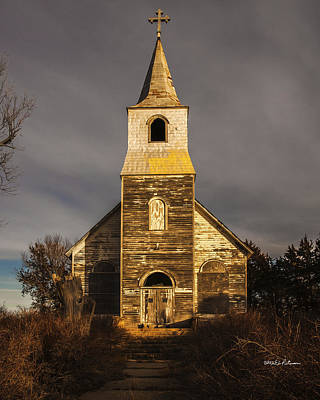 Photograph - Country Faith by Edward Peterson