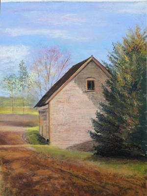 Pastel - Country Journey by Cindy Plutnicki