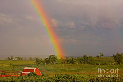 Photograph - Country Rainbow by James BO  Insogna