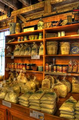 Photograph - Country Store by Greg and Chrystal Mimbs