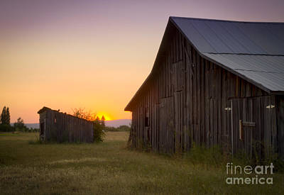 Photograph - Country Sunset by Idaho Scenic Images Linda Lantzy