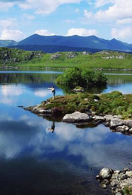 Photograph - County Kerry, Ireland Fishing On by Sici