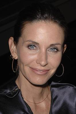 Courteney Cox At Arrivals For 13th Art Print by Everett