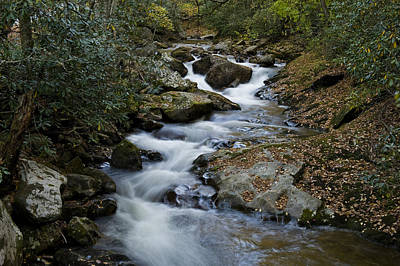 Courthouse Creek Art Print