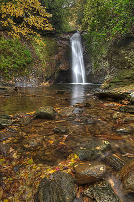 Photograph - Courthouse Falls by Rick Hartigan