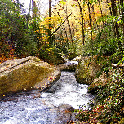 Photograph - Courthouse River In The Fall 2 by Duane McCullough
